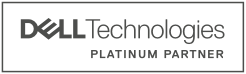 Logo Dell Platinum Partner
